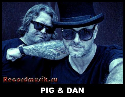 Pig Dan underground