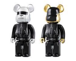 Daft Punk - игрушки