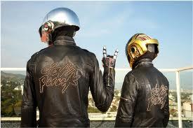 Daft Punk - шлем