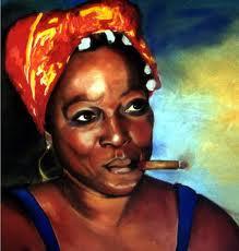 Nina Simone - сигарета