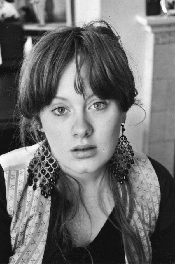 Adele - в молодости