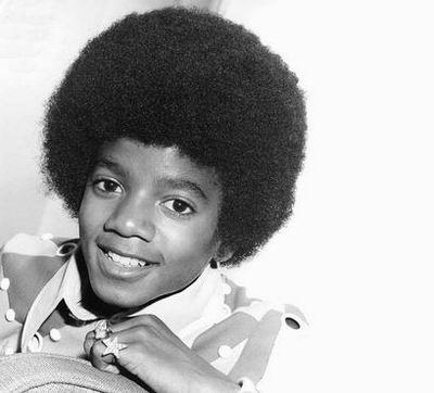 Майкл в молодости