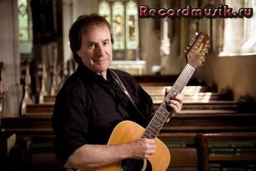 Крис де Бург с гитарой
