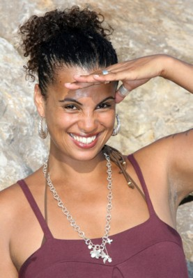 Neneh Cherry on vacation