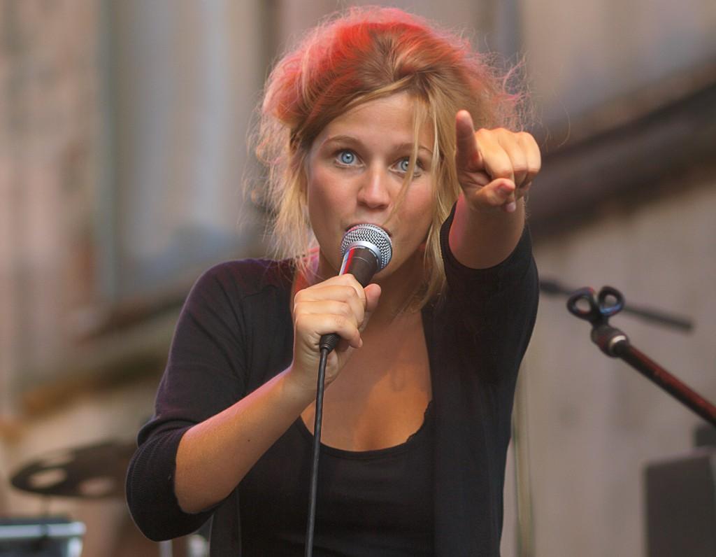 Selah Sue singer