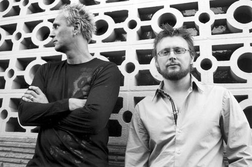 Delerium - Bill Leeb and Rhys Fulber