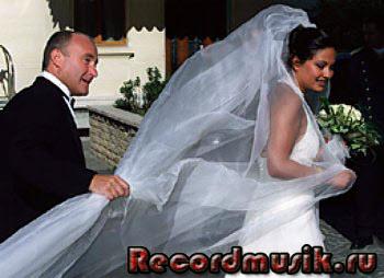 Фил Коллинз - свадьба