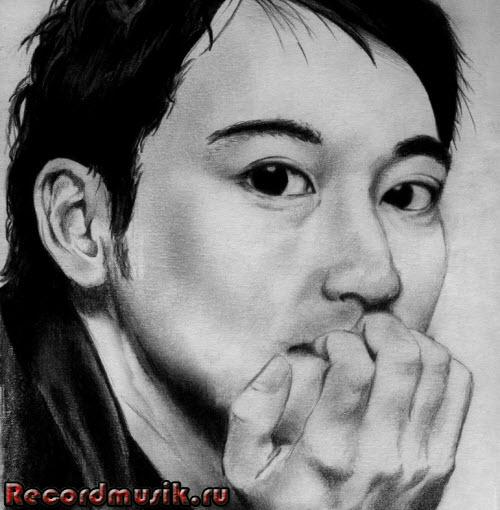 Корейский музыкант Yiruma - картина