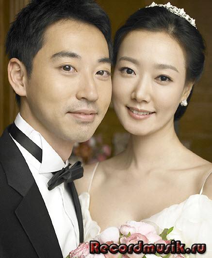 Корейский музыкант Yiruma со своей женой Son Hye Im