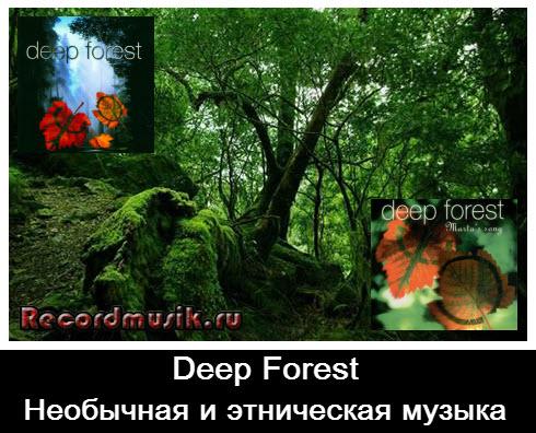 Deep Forest - необычная и этническая музыка