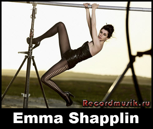 Emma Shapplin - на съемках