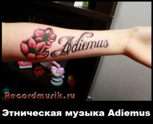 Этническая музыка Adiemus