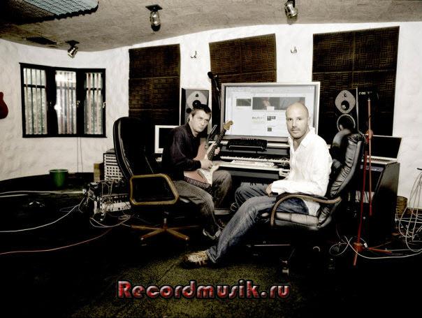 Schiller - в студии звукозаписи