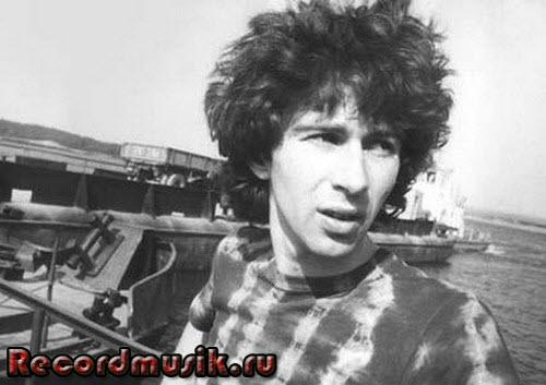 Валерий Сюткин в молодости
