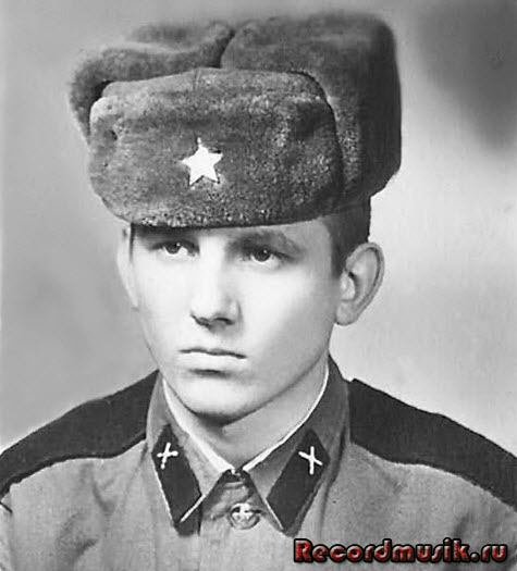 Юрий Лоза в армии