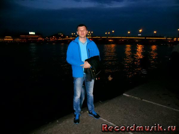 Отпуск в Санкт-Петербурге - Ночная экскурсия