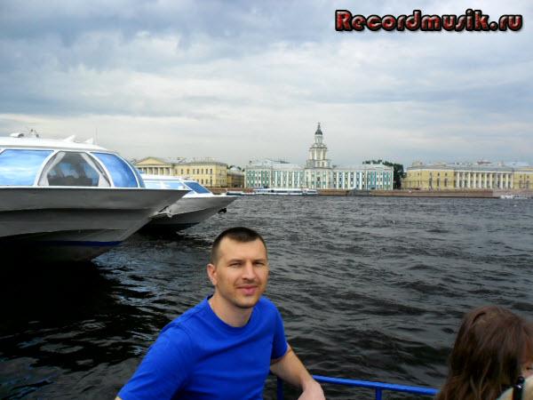 Отпуск в Санкт-Петербурге - Обзорная водная экскурсия