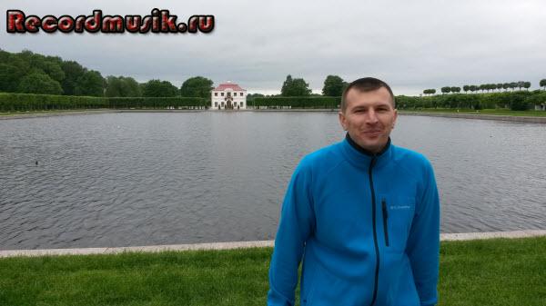Отпуск в Санкт-Петербурге - Петергоф, Марлинский пруд