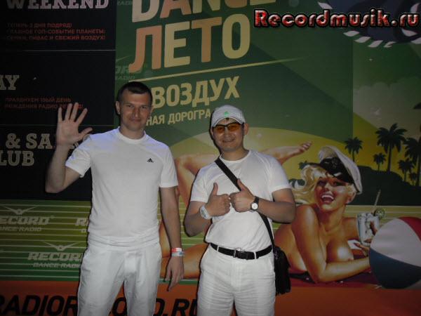 Отпуск в Санкт-Петербурге - Sensation, фотографируемся