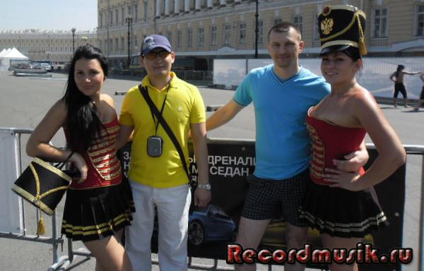 Отпуск в Санкт-Петербурге - идем в Эрмитаж