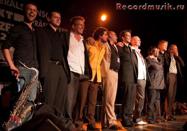 Club des Belugas - на концерте