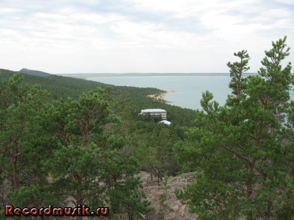 Мой отдых на озере Чалкар - профилакторий Нефтяник