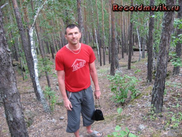 Мой отдых на озере Чалкар - прогулка по лесу
