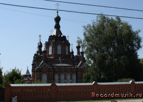 Отдых в Москве и Подмосковье - Казанский монастырь