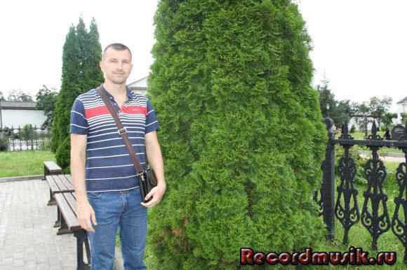 Отдых в Москве и Подмосковье - Оптина, елки