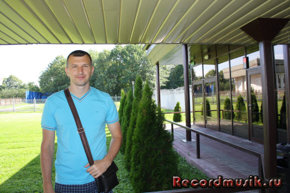 Отдых в Москве и Подмосковье - Останкино, вход в телебашню