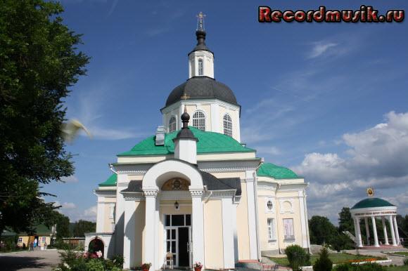 Отдых в Москве и Подмосковье - Спас Нерукотворный, храм