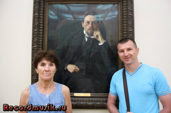 Отдых в Москве и Подмосковье - Третьяковка, Чехов