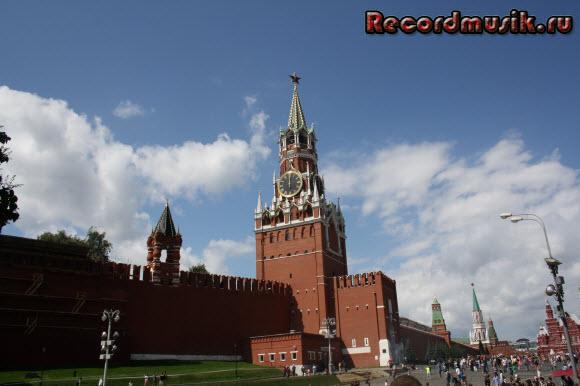 Отдых в Москве и Подмосковье - куранты