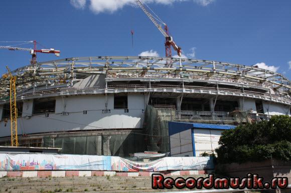 Отдых в Москве и Подмосковье - стадион Динамо