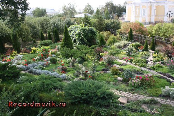 Мой отдых в Нижегородской области - дивеево, цветы