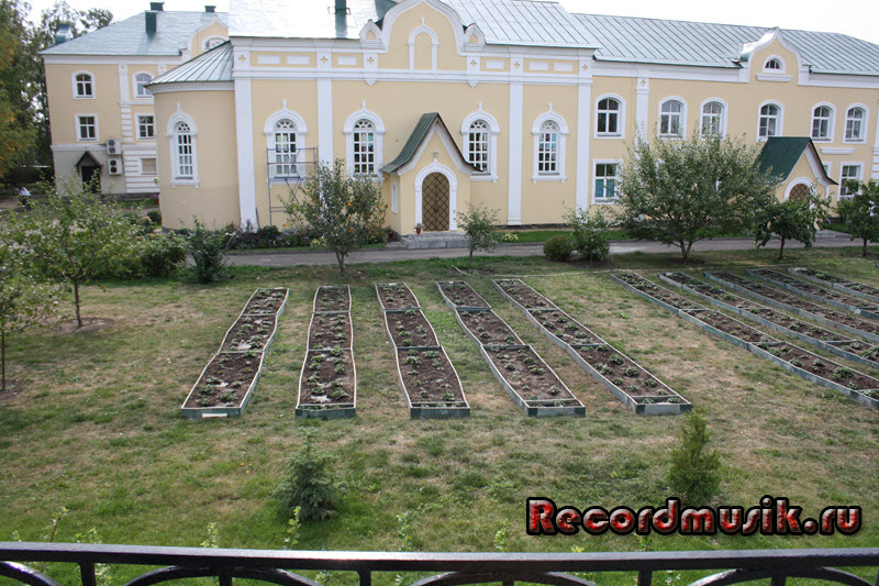 Мой отдых в Нижегородской области - дивеевский огород