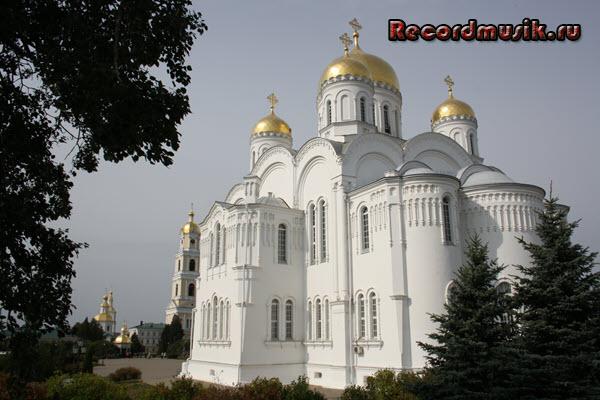 Мой отдых в Нижегородской области - дивеевский собор