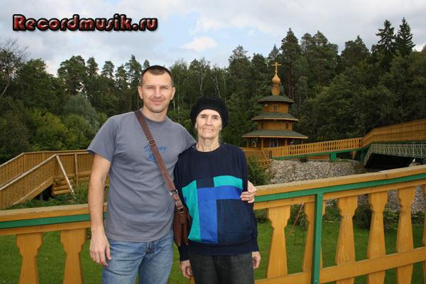 Мой отдых в Нижегородской области - источник, часовня и мостик