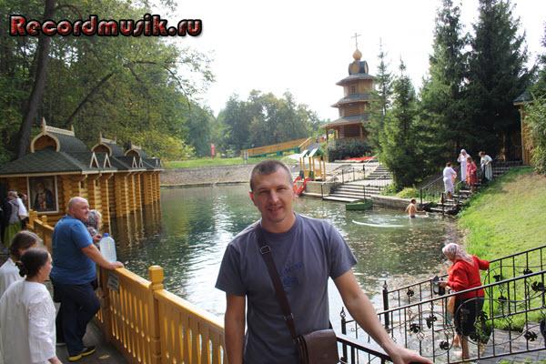 Мой отдых в Нижегородской области - источник, открытые купели