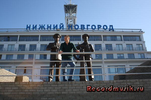 Мой отдых в нижегородской области - Нижний Новгород, речной вокзал