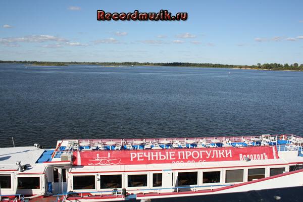 Мой отдых в нижегородской области - Нижний Новгород, речные прогулки