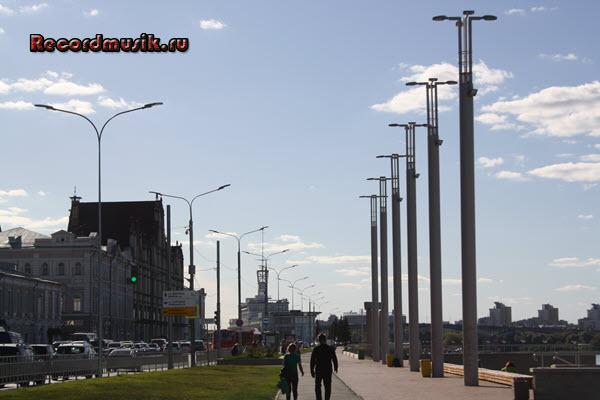 Мой отдых в нижегородской области - Нижний Новгород, вид набережной