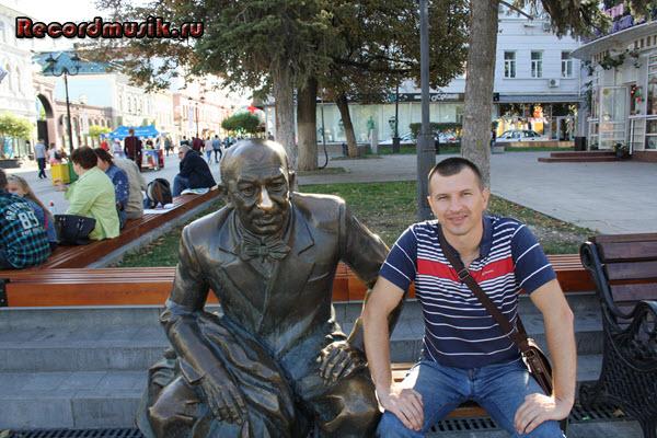 Мой отдых в нижегородской области - арбат, Евгений Евстигнеев