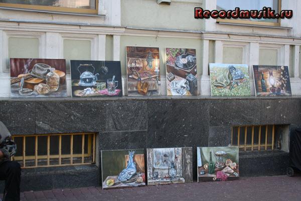 Мой отдых в нижегородской области - арбат, картины на продажу