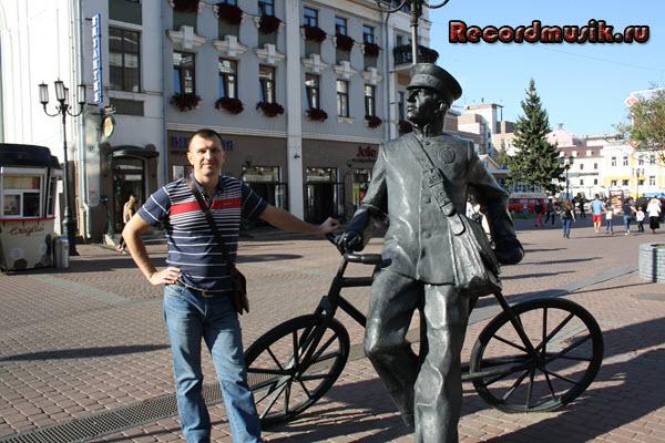 Мой отдых в нижегородской области - арбат, почтальон