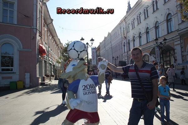 Мой отдых в нижегородской области - арбат, забивака 2018