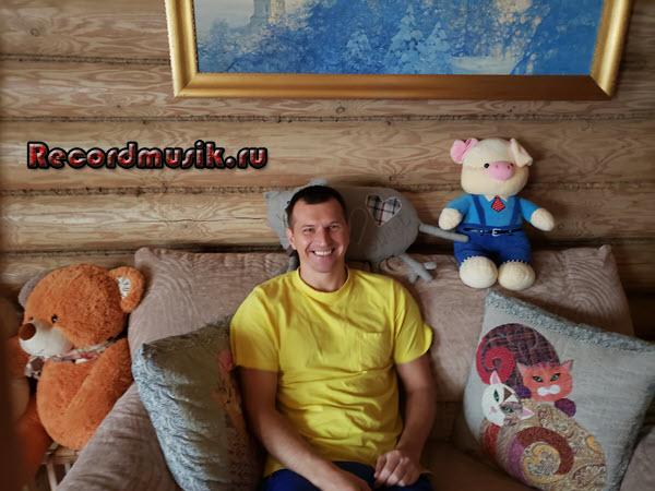 Мой отдых во Владимирской области - Суздаль, отдыхаю с хрюшей