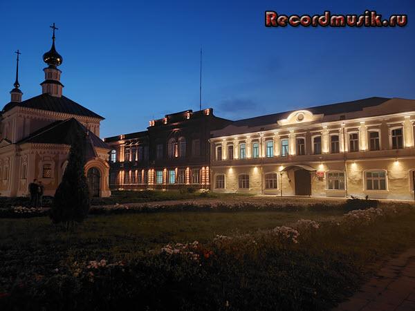 Мой отдых во Владимирской области - Суздаль, вечерняя прогулка