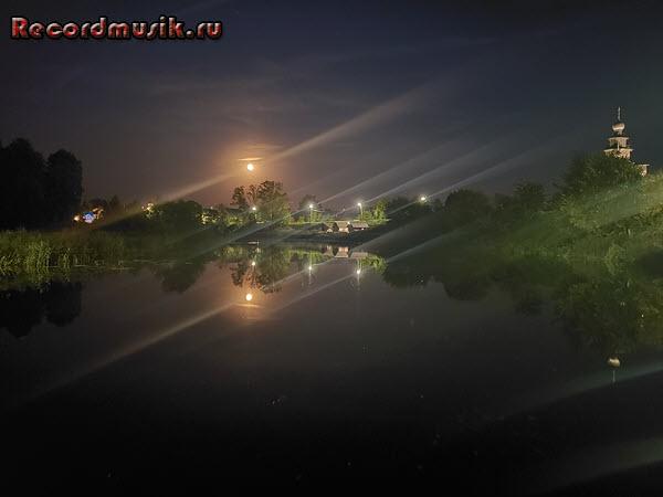 Мой отдых во Владимирской области - Суздаль вечером