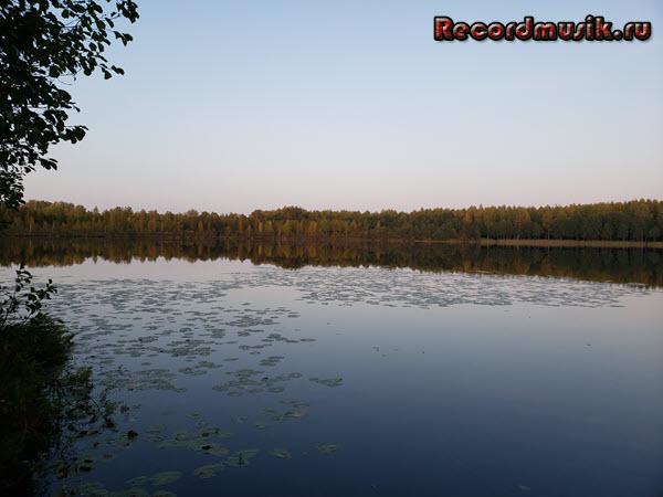 Мой отдых во Владимирской области - Светлояр вечером